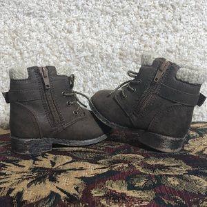 Garanimals  Baby Girls' Combat Boot